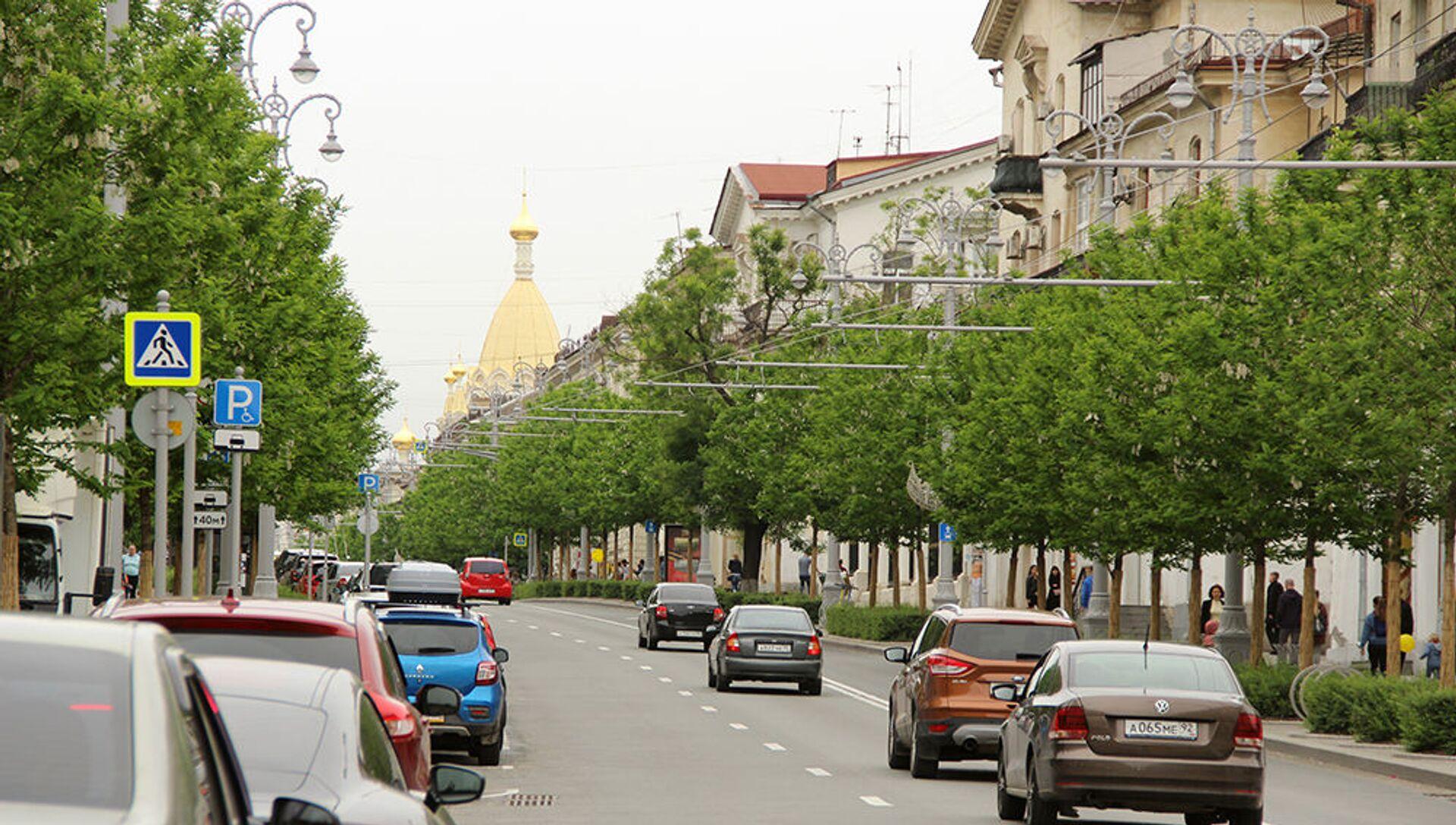 Улица Большая Морская в Севастополе - РИА Новости, 1920, 07.06.2021