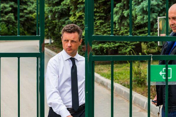 Александр Остапенко, министр здравоохранения Республики Крым