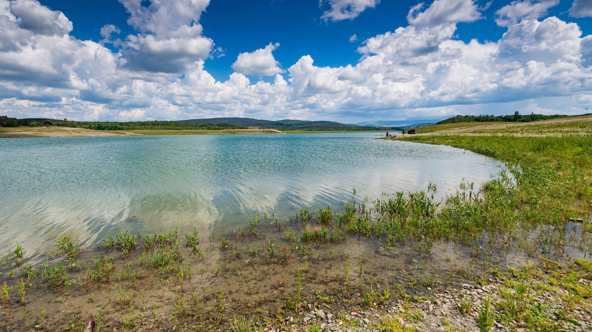 Симферопольское водохранилище - РИА Новости, 1920, 19.09.2021
