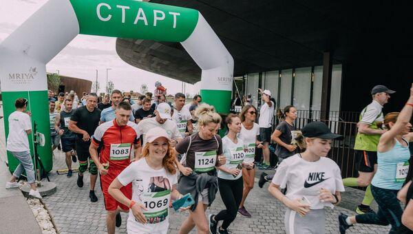 Зеленый марафон на Южном берегу Крыма