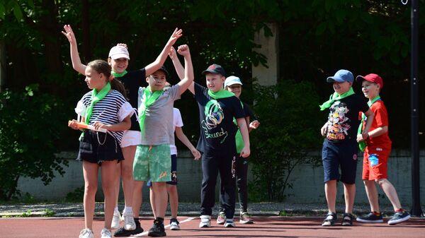 Детский отдых в Симферополе