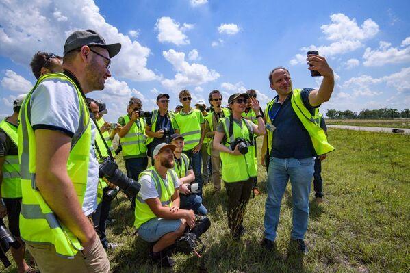 Юбилейный летний споттинг в аэропорту Симферополь: прямая трансляция с аэропортом Мурманска