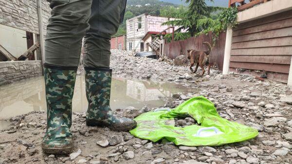 Наводнение в Крыму.  21 июня 2021 года