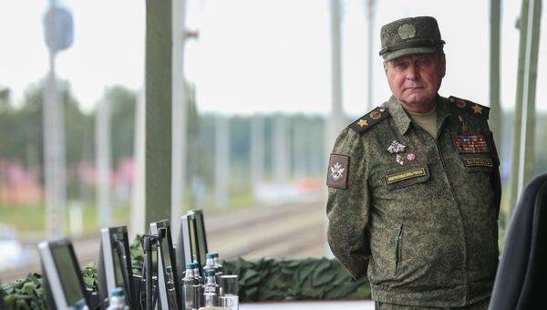 Заместитель министра обороны РФ Дмитрий Булгаков. Архивное фото