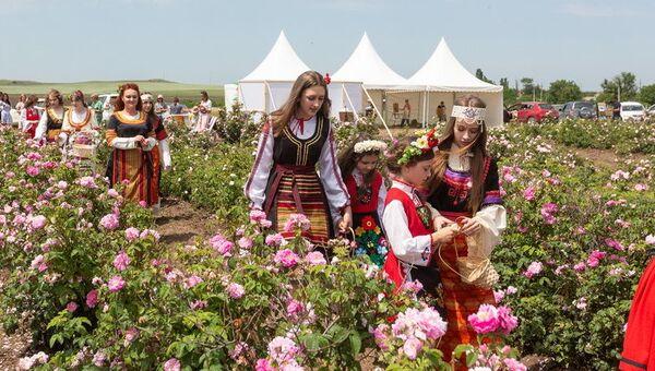 Фестиваль РОЗАФЕСТ 2021 в Крыму