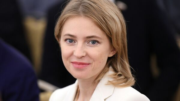 Заместитель председателя комитета Госдумы РФ по международным делам Наталья Поклонская