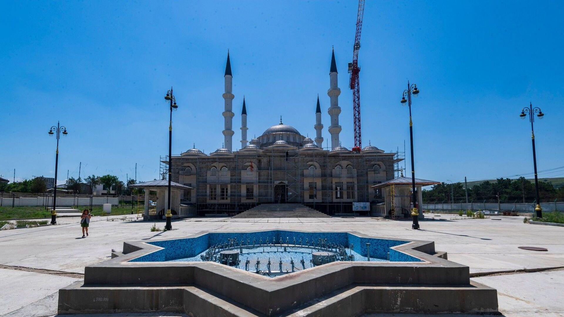 Соборная мечеть - РИА Новости, 1920, 02.07.2021