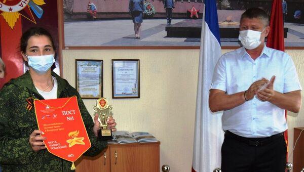 В Симферополе наградили лауреатов конкурса Вахта Памяти поколений