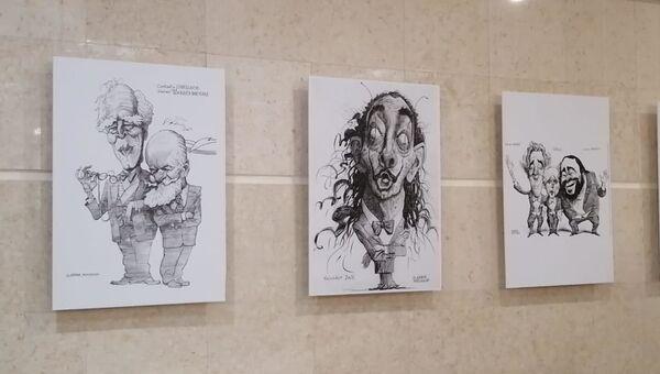 Выставка Владимира Мочалова в Симферополе