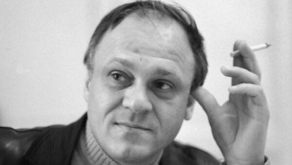 Владимир Меньшов. Архивное фото