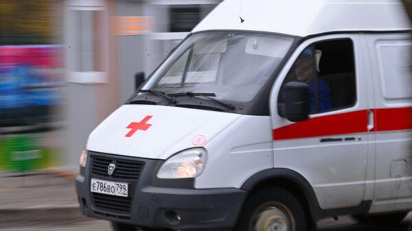 Подстанция московской скорой помощи