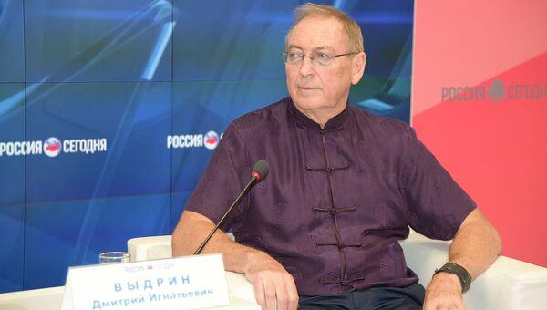 Дмитрий Выдрин, политолог, философ и публицист