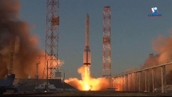 Многофункциональный лабораторный модуль Наука запущен с Байконура к МКС