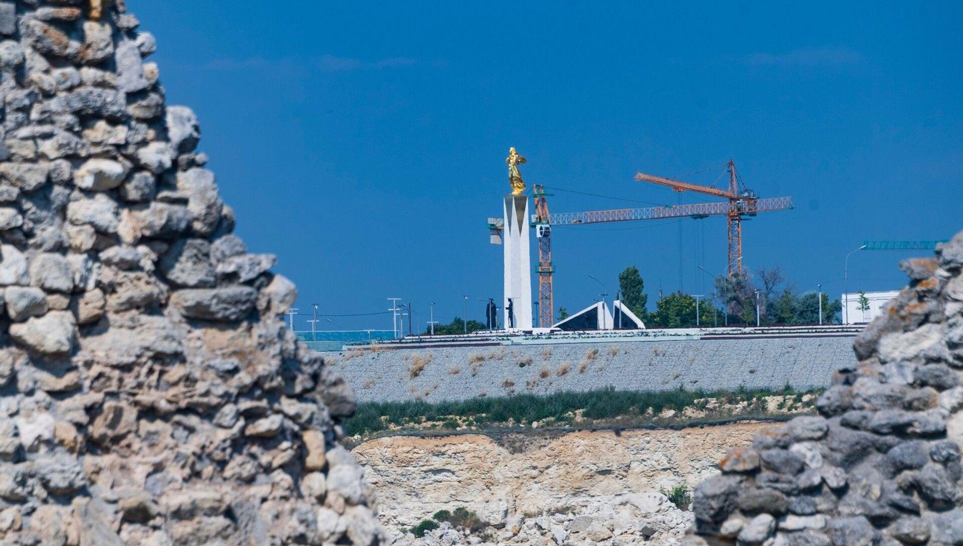 Памятник Примирению. Севастополь - РИА Новости, 1920, 03.08.2021