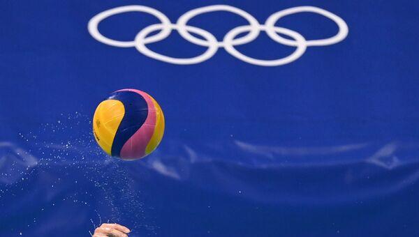 Олимпиада-2020. Водное поло. Женщины. Матч Китай - Россия