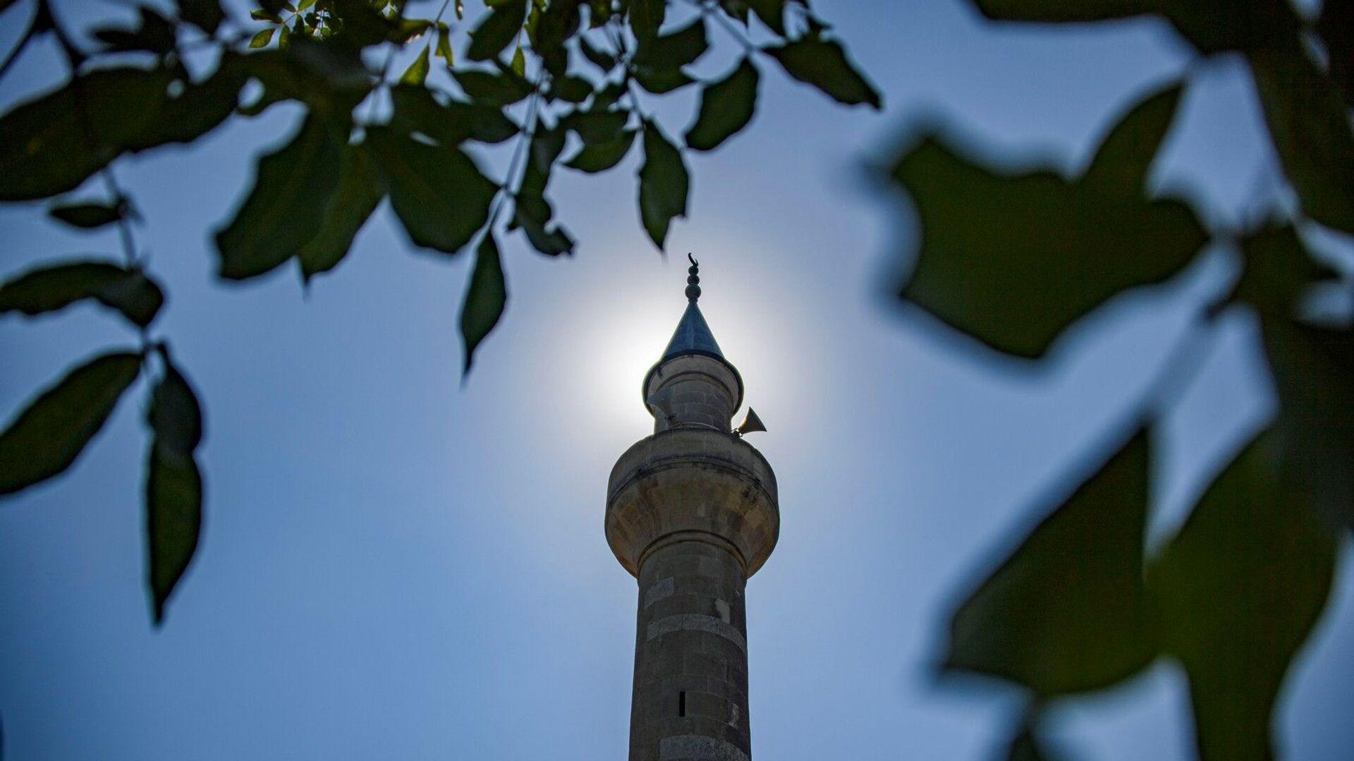 Старый Крым, мечеть хана Узбека - РИА Новости, 1920, 25.09.2021