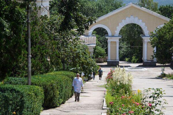 Санаторий Старый Крым