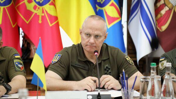 Главнокомандующий ВСУ Руслан Хомчак