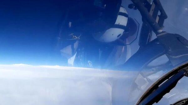 Перехват самолетов-разведчиков НАТО над Черным морем