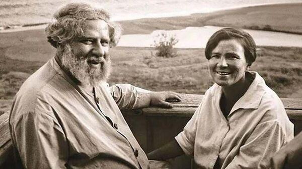 Мария и Максимилиан Волошины