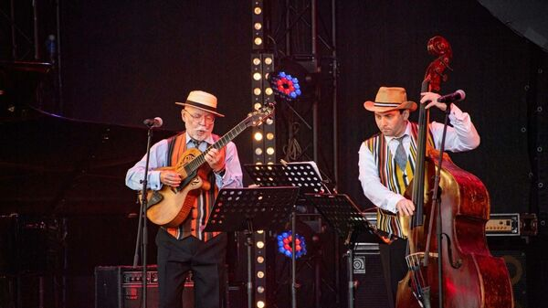 В Коктебеле стартовал Koktebel Jazz Party-2021