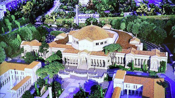 Музей Христианства в Концепции историко-археологического парка в Херсонесе