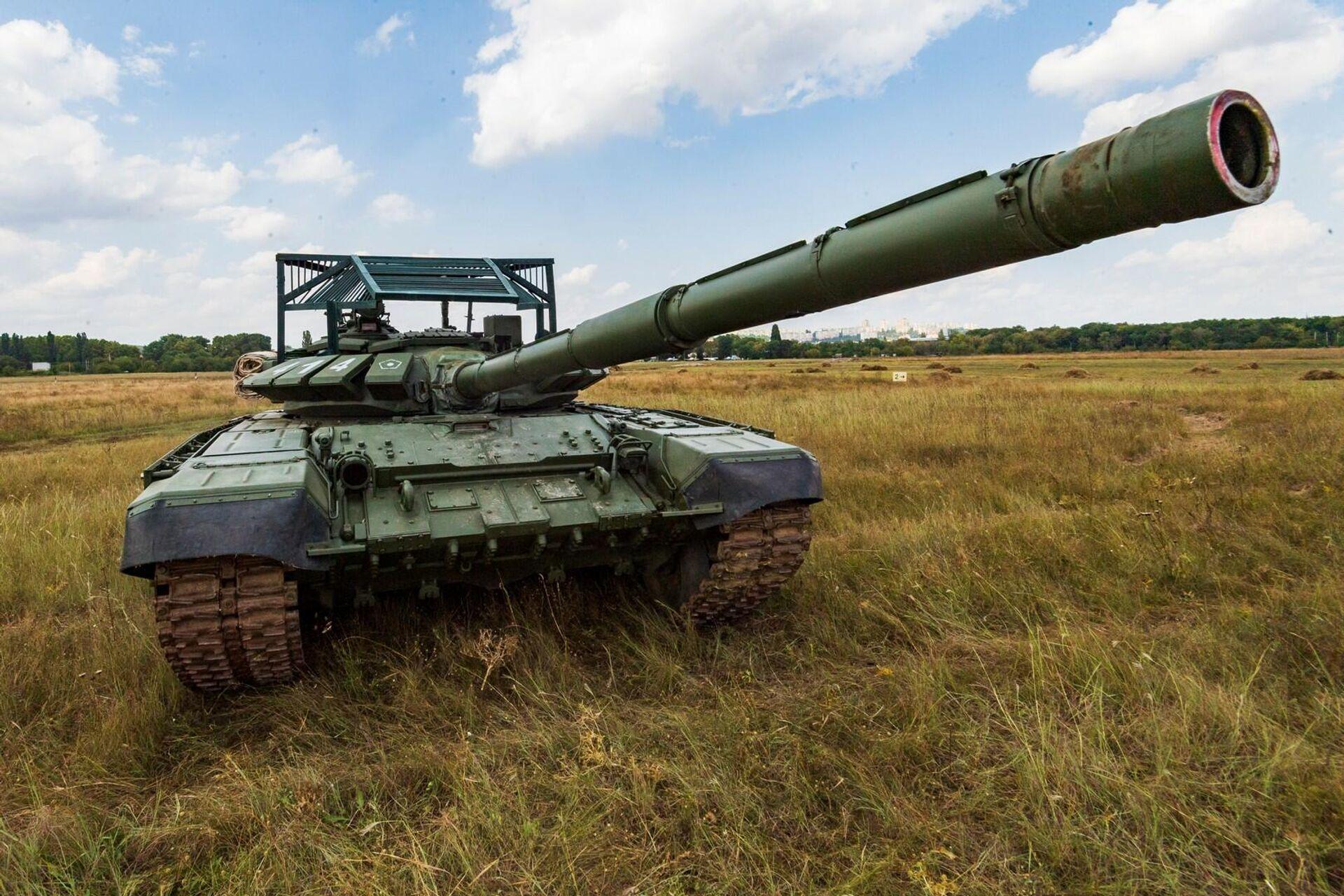 Танк Т-72Б3М - РИА Новости, 1920, 25.08.2021
