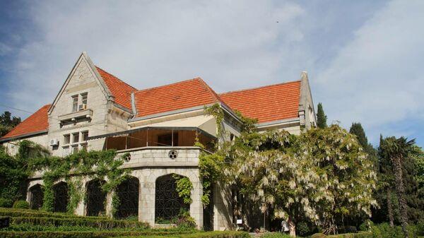 Усадьба Харакс - часть парка-памятника