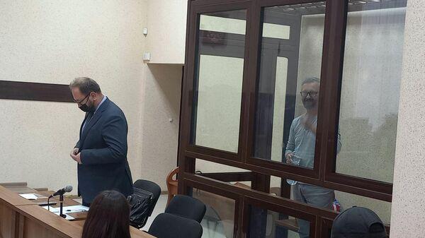Избрание меры пресечения Нариману Джелялову и другим подозреваемым в диверсии в Перевальном