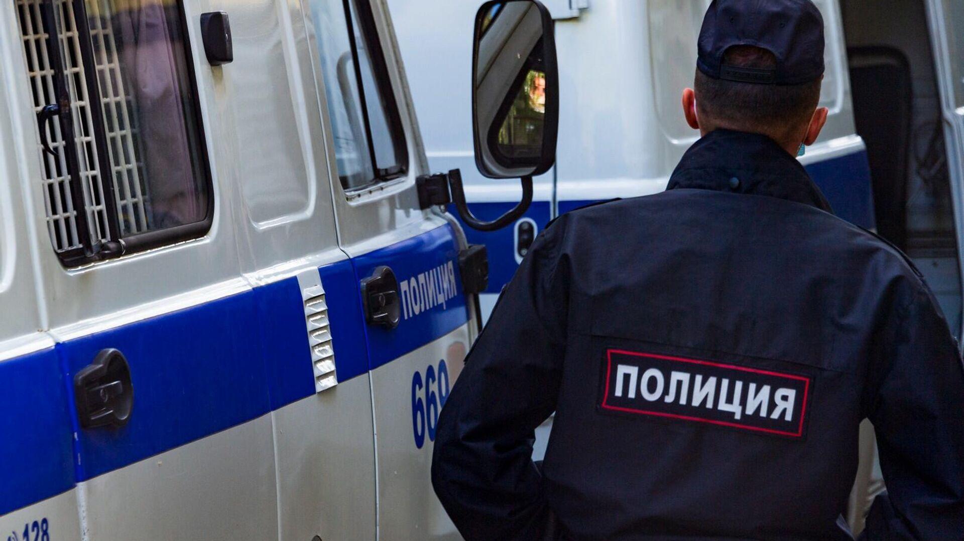 Полиция - РИА Новости, 1920, 15.09.2021