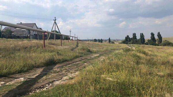 Каменский массив в Симферополе