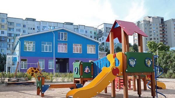 Детсад №9 в Симферополе