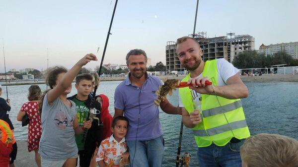 Рыбалка в Севастополе