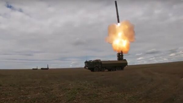 В Крыму нанесли ракетные удары по условному противнику