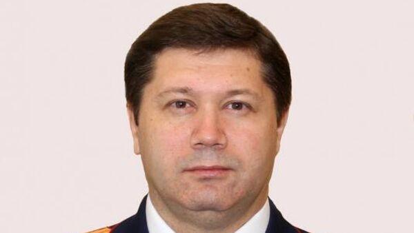 Сергей Сарапульцев, руководитель СУ СК России по Пермскому краю
