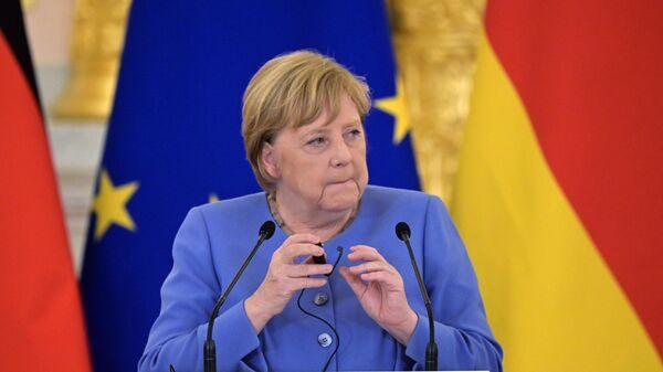 А. Меркель
