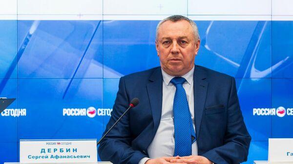 главный внештатный специалист-кардиолог Минздрава Крыма, врач-кардиолог Сергей Дербин.