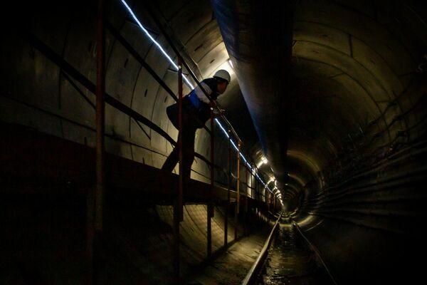 Тоннельный водовод на ЮБК