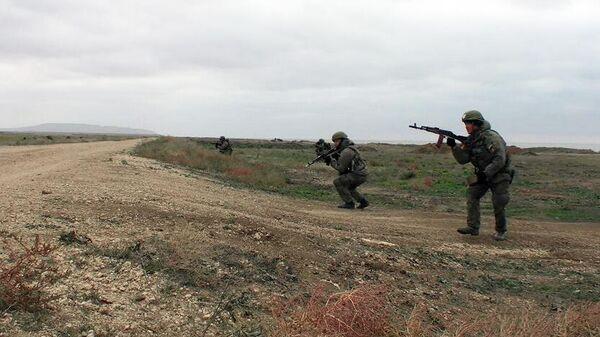 Высадка десанта на необорудованное побережье: учения ЧФ на полигоне Опук (Крым)