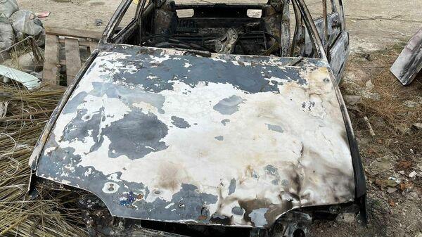 Следком раскрыл подробности дела о ребенке в сгоревшей машине в Алуште