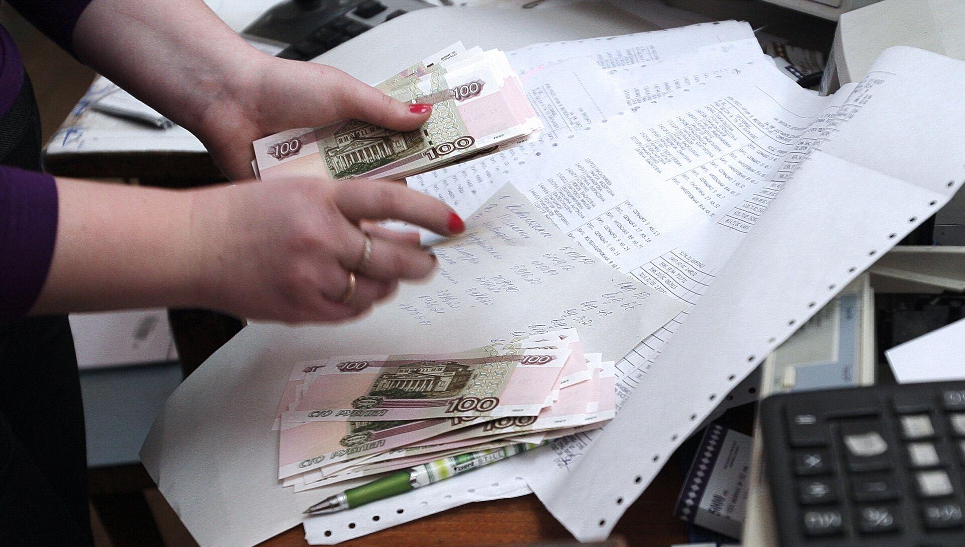 В Крыму начали выдавать пенсии в российских рублях - РИА Новости, 1920, 22.09.2020
