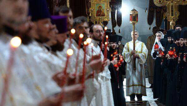 Православная Пасха: как правильно отмечать и что освещать в храме
