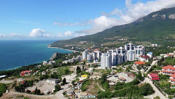 Международный детский центр Артек в Крыму
