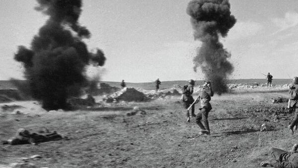 Смерть солдата. Крымский фронт, Керченское направление апрель-май 1942 года