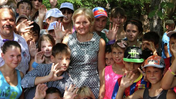 Рабочая поездка Ольги Голодец в Республику Крым