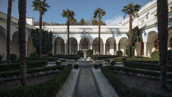 Ливадийский дворец-музей