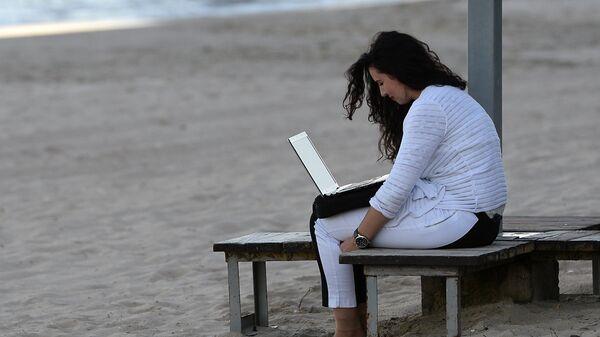 Интернет, ноутбук