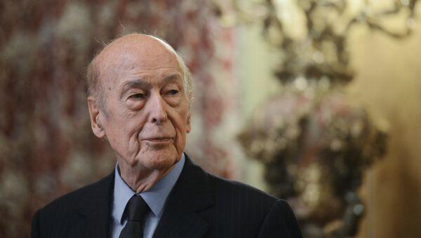 Презентация книги экс-президента Франции В.Жискар д'Эстена Победа Великой армии