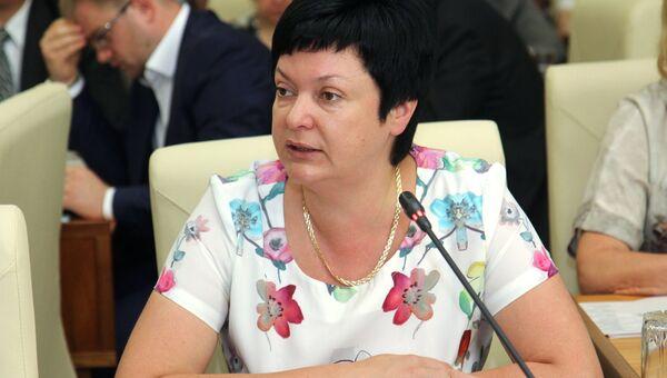 Заседание правительства Республики Крым
