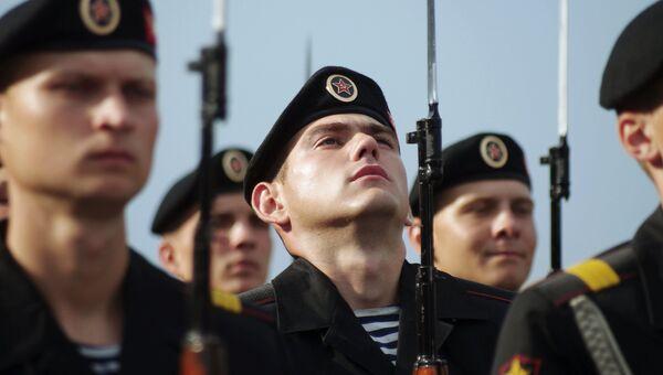 Моряки черноморского флота